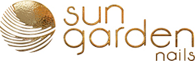 sun garden nails-Logo